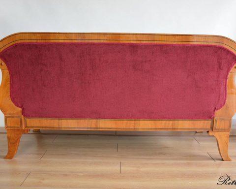 A13 Biedermeier Sofa