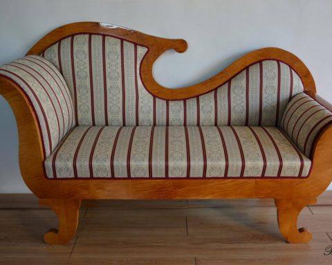 A14 Biedermeier Sofa