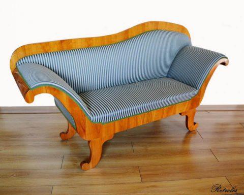 A31 Wunderschönes Biedermeier Sofa