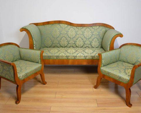 A32 Biedermeier Sofa