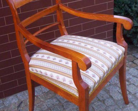 F11 Biedermeier Sessel