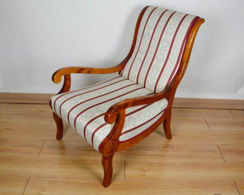 F39 Biedermeier Sessel
