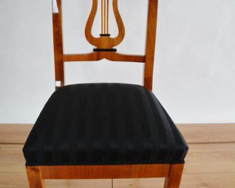 K1 Biedermeier Stuhl