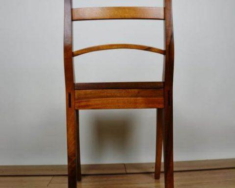 K21 Biedermeier Stuhl