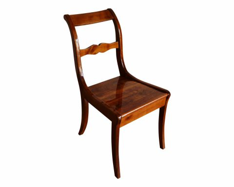 K27 Biedermeier Stuhl 1