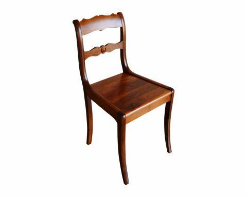 K28 Biedermeier Stuhl 1