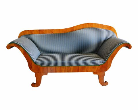Wunderschönes Biedermeier Sofa